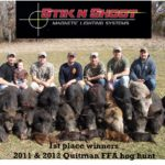 Winning Hog hunts with Stik N Shoot